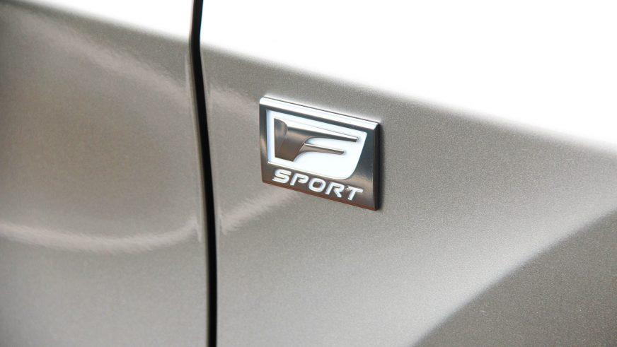 Lexus RX F Sport - 2015