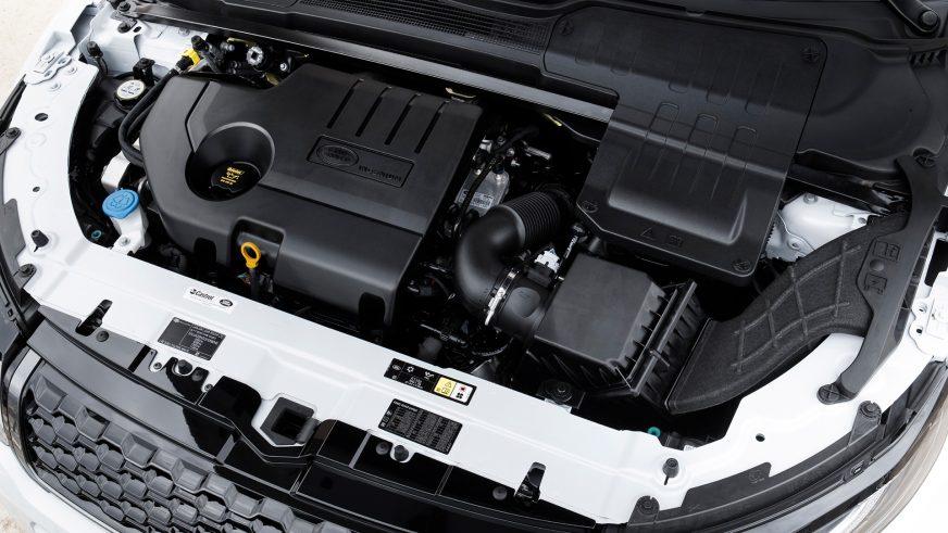 2015 год — Range Rover Evoque (рестайлинг)