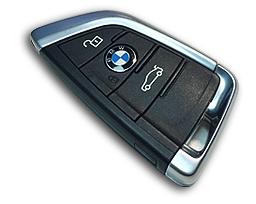 BMW X5 F15, xDrive35i - 2015 - ключ