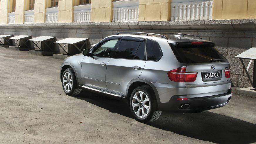 2006 год — BMW X5 (E70) второго поколения
