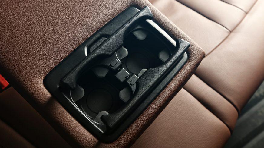 BMW X5 F15, xDrive35i - 2015 - салон