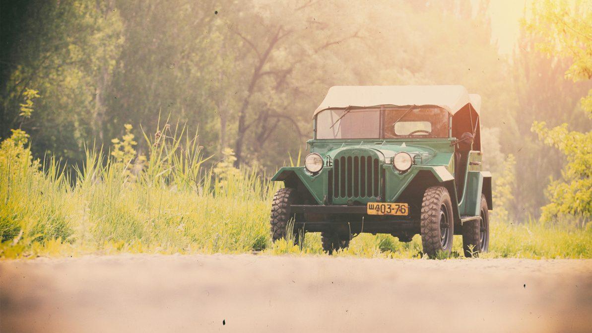 ГАЗ-67Б - 1944