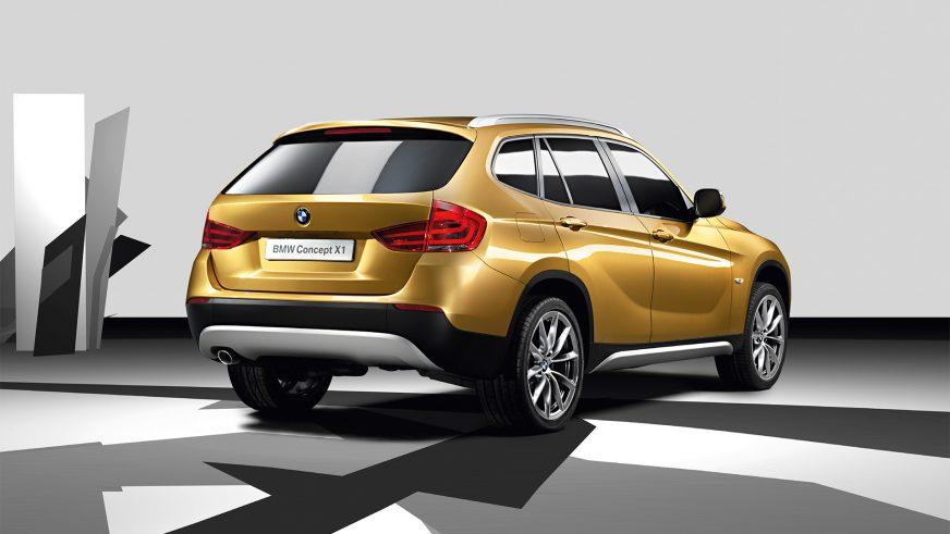 2008 год — BMW Concept X1 (E84)