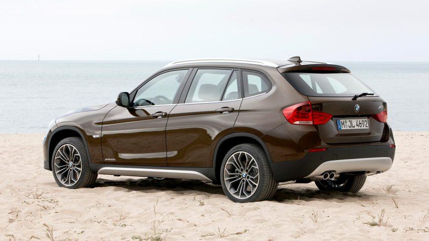2009 год — BMW X1 (E84) первого поколения