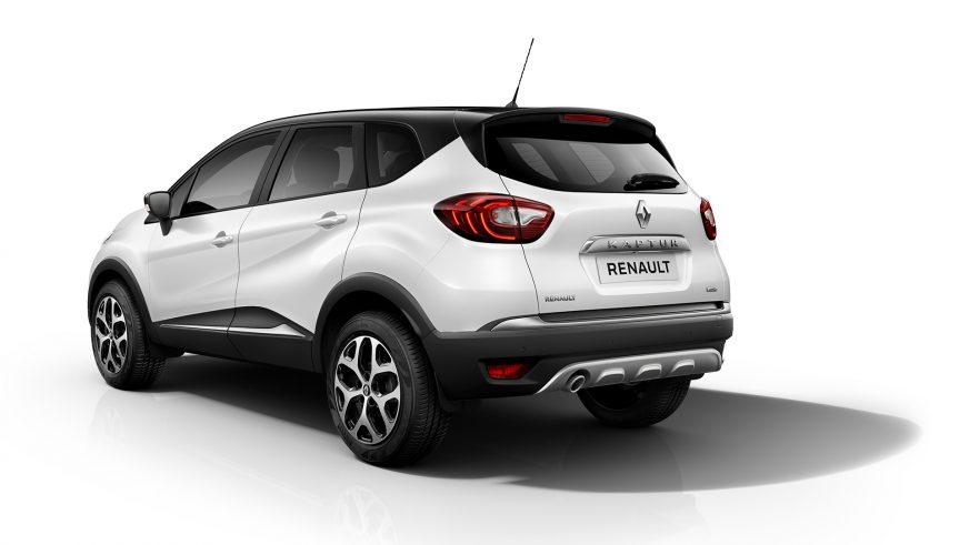 2016 год — Renault Kaptur
