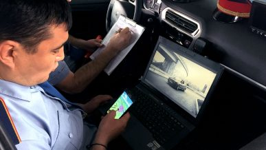 Главные ошибки водителей при составлении протокола