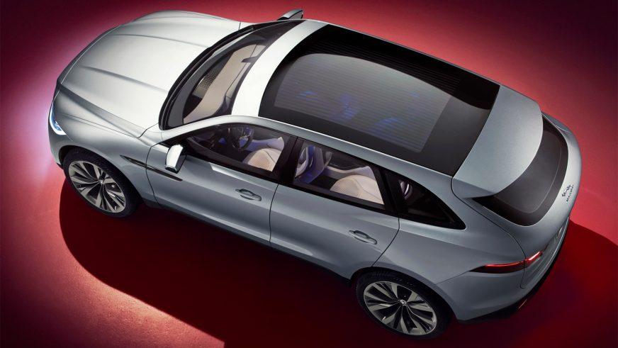 2013 год — Jaguar C-X17 Concept