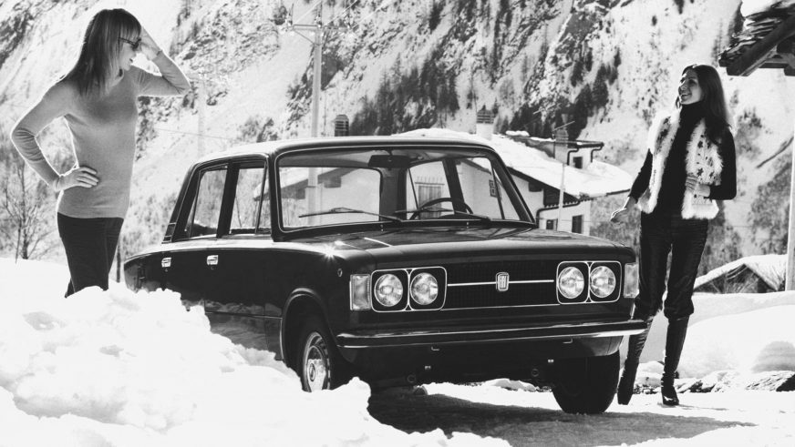 FIAT-124 Special (1970)