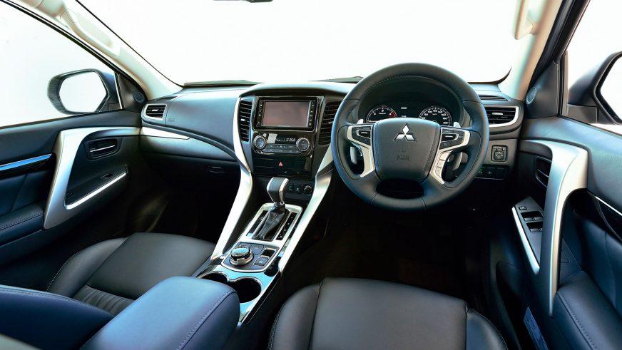 2015 год — Mitsubishi Pajero Sport третьего поколения
