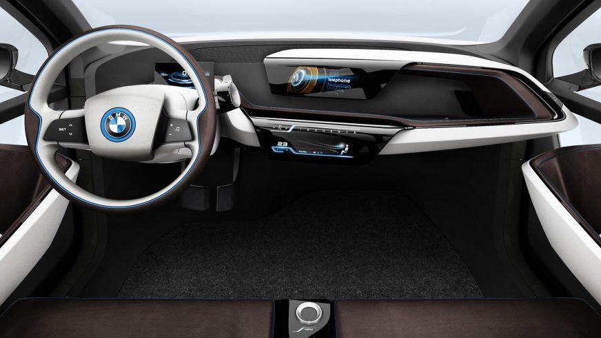 2011 год — BMW i3 Concept