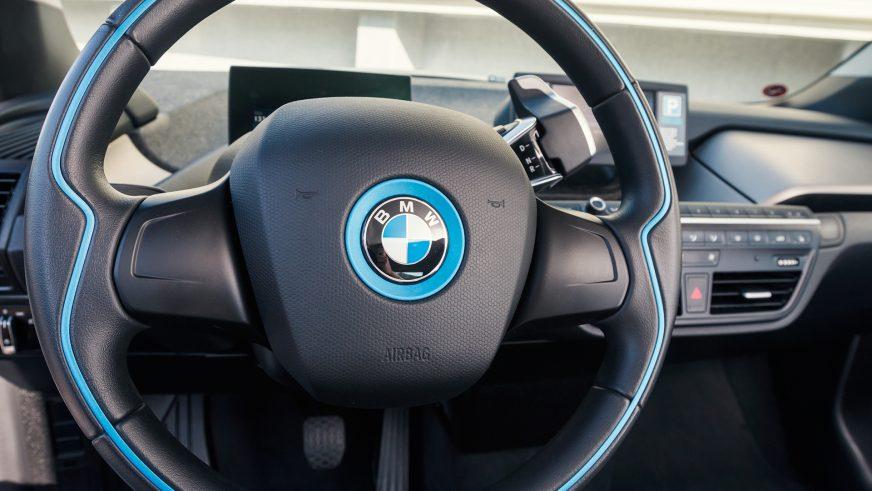 BMW i3 - 2014