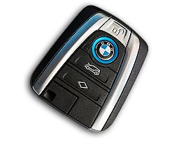 BMW i3 - 2014 - ключ