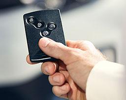 Renault Kaptur - 2016 - ключ