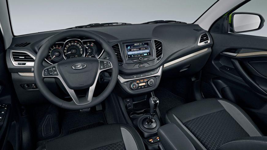 2015 год — Lada Vesta (GFL)