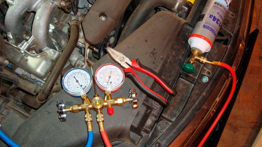Как подготовить кондиционер в машине к жаре