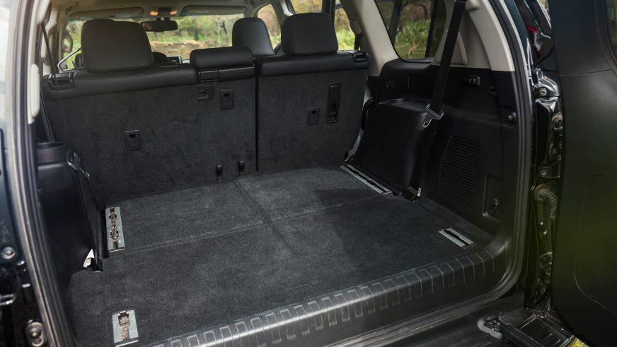 Toyota Land Cruiser Prado 150 - 2013