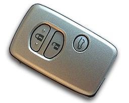 Toyota Land Cruiser Prado 150 - 2013 - ключ