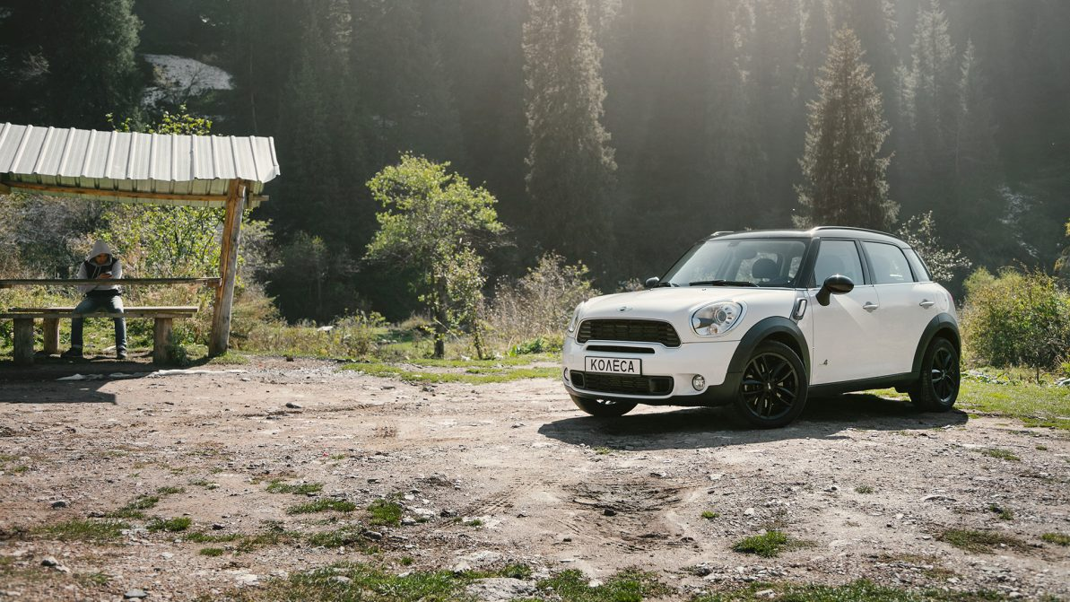 MINI Countryman Cooper S - 2010 | R60 all4