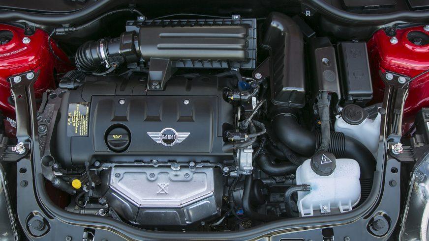 MINI Countryman Cooper S - 2010 - двигатель