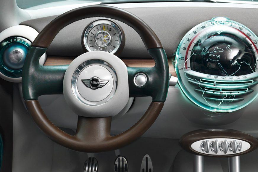 2008 год — Mini Crossover Concept