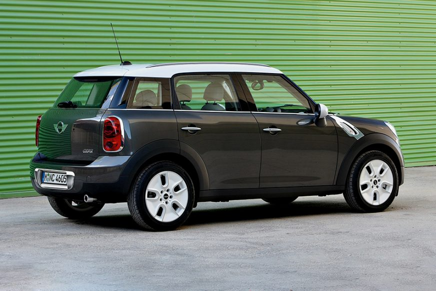 2010 год — Mini Countryman (R60)