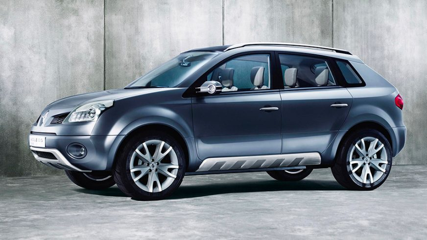 2006 год — Renault Koleos Concept