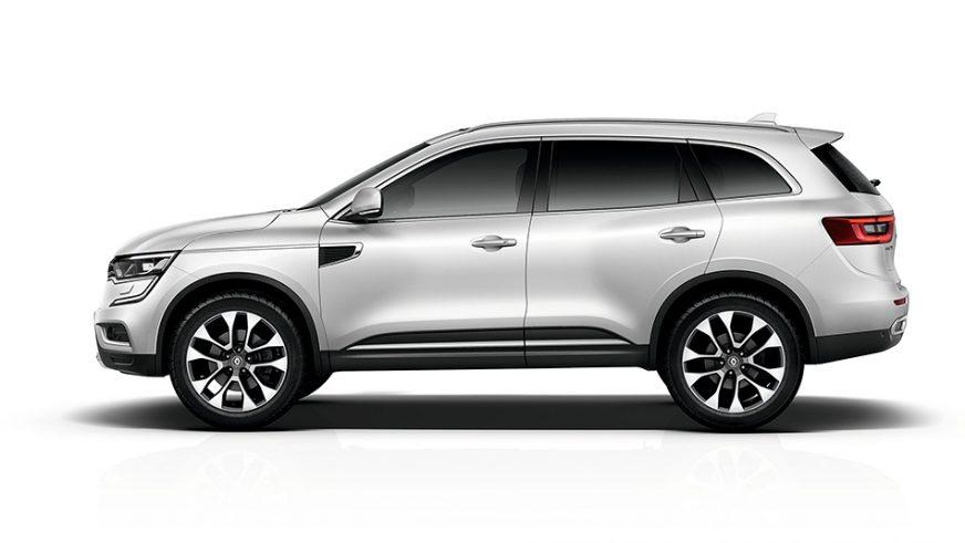 2016 год — Renault Koleos второго поколения
