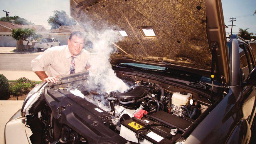 Перегрев мотора: чем грозит и как бороться