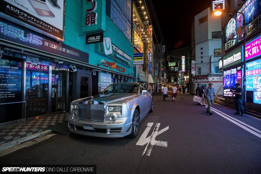 В Phantom поставил 2JZ-GTE от «Супры»