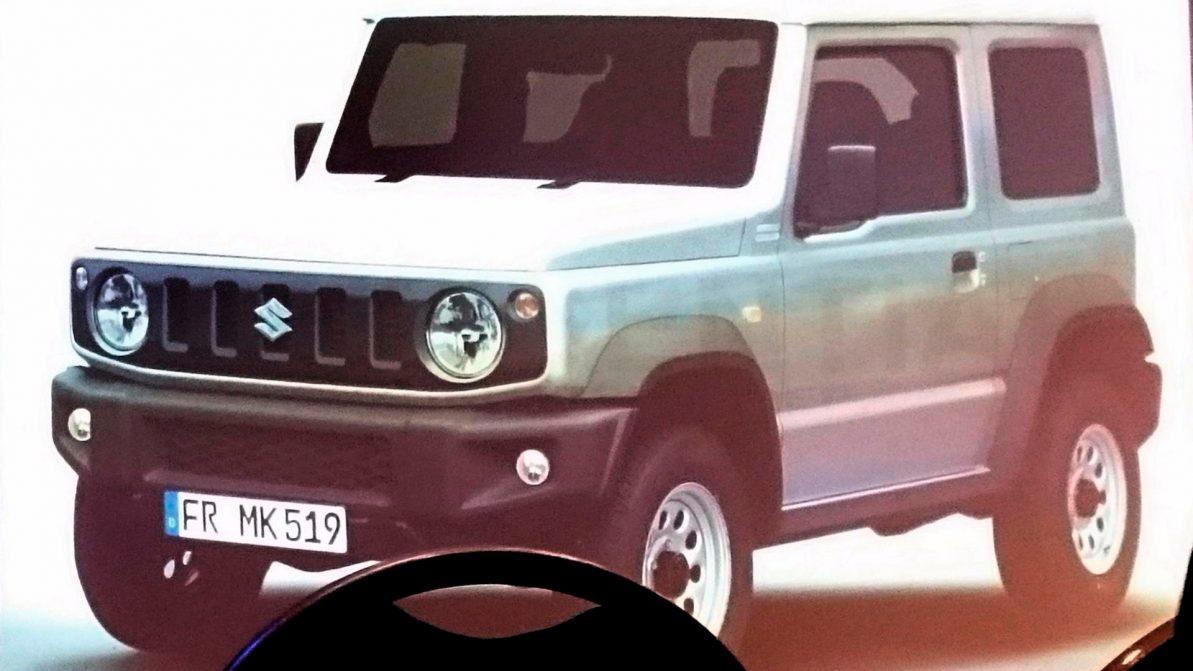 Suzuki Jimny - 2017