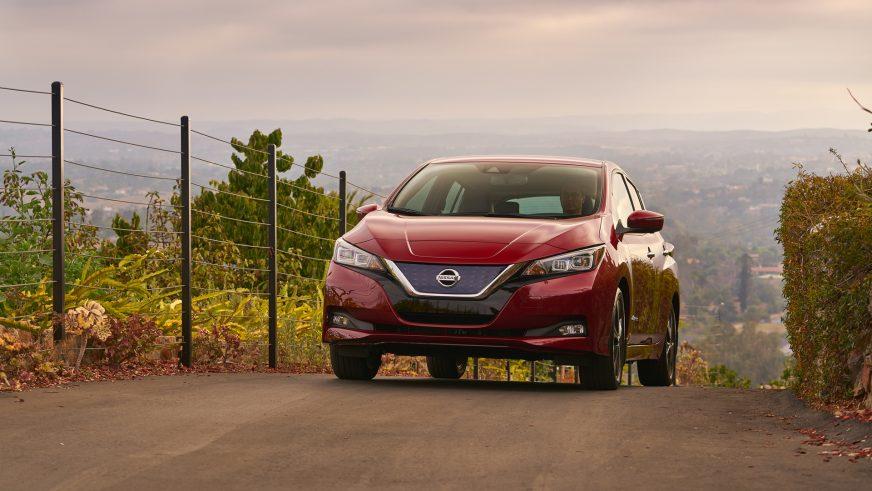 Nissan Leaf -2017