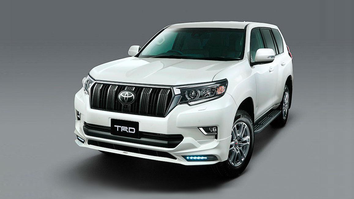 Toyota Land Cruiser Prado TRD