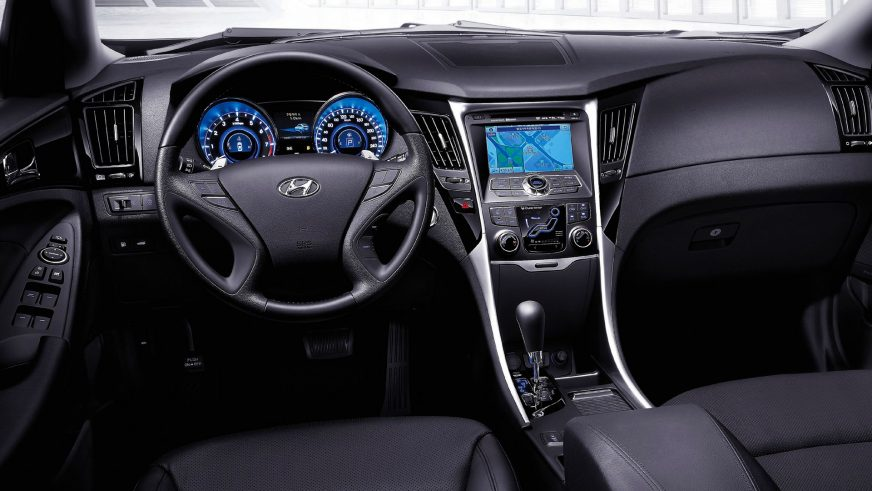 2009 год — Hyundai Sonata шестого поколения