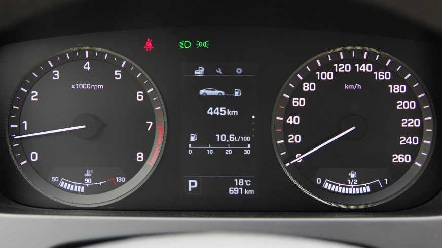 Hyundai Sonata LF