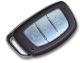 Hyundai Sonata LF - ключ
