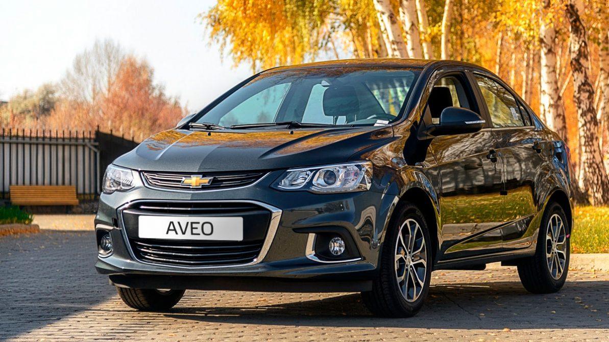 Chevrolet Aveo - 2018