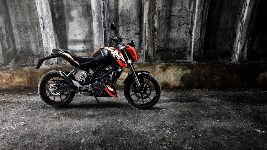 KTM Duke 200 - 2014