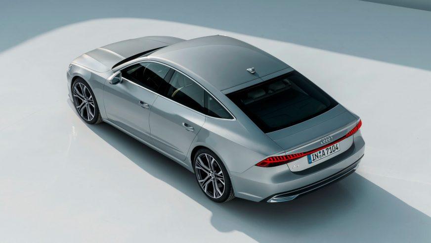 Audi показала новое поколение A7
