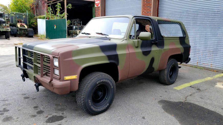 Chevrolet Blazer M1009