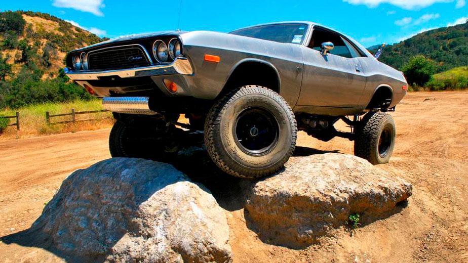 Dodge Challenger 1971 года