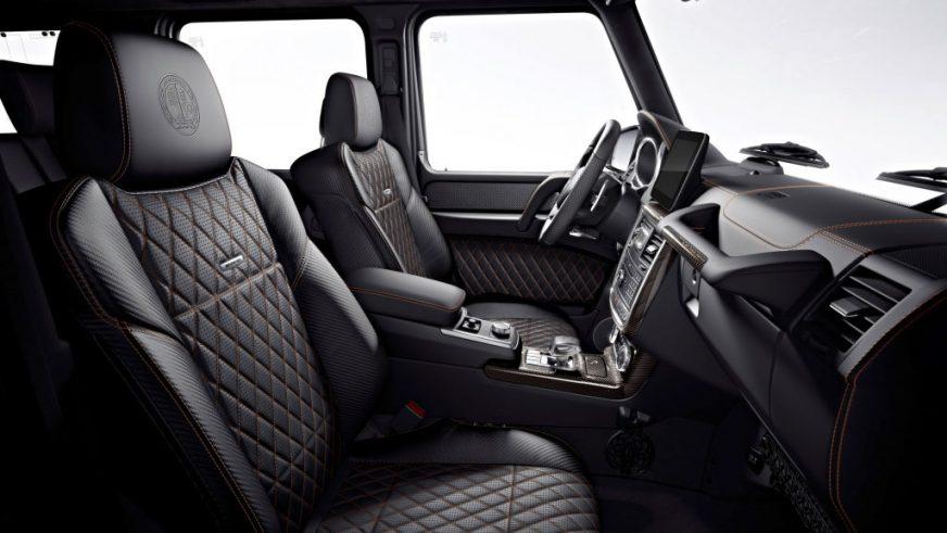 Mercedes-AMG G 65 Final Edition
