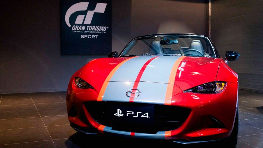 Mazda MX-5 - PlayStation 4