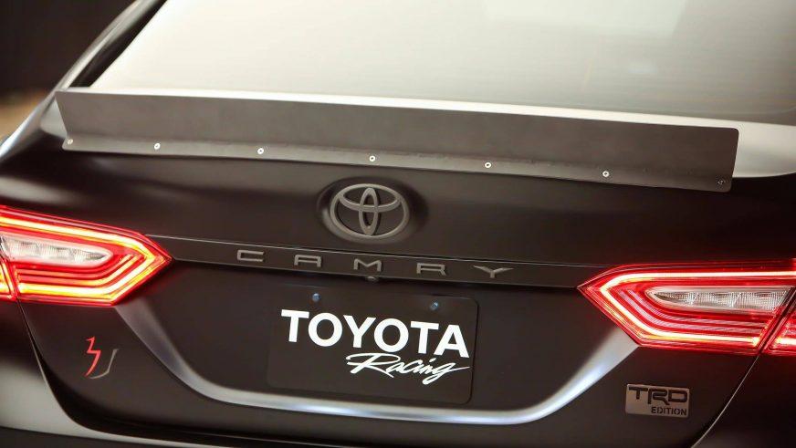 Toyota Camry Мартина Труэ-младшего