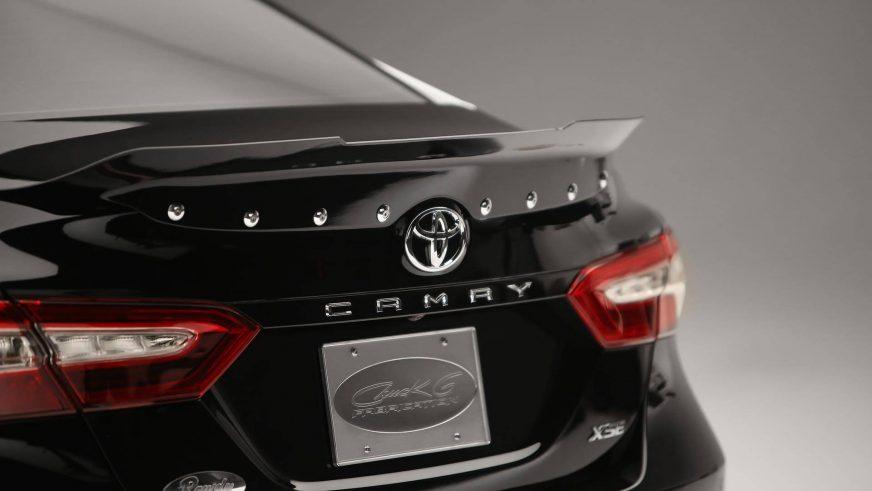 Toyota Camry Кайла Буша