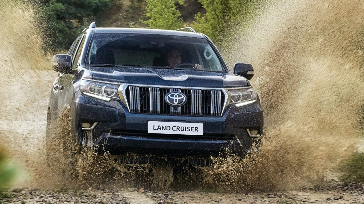 Новый Land Cruiser Prado