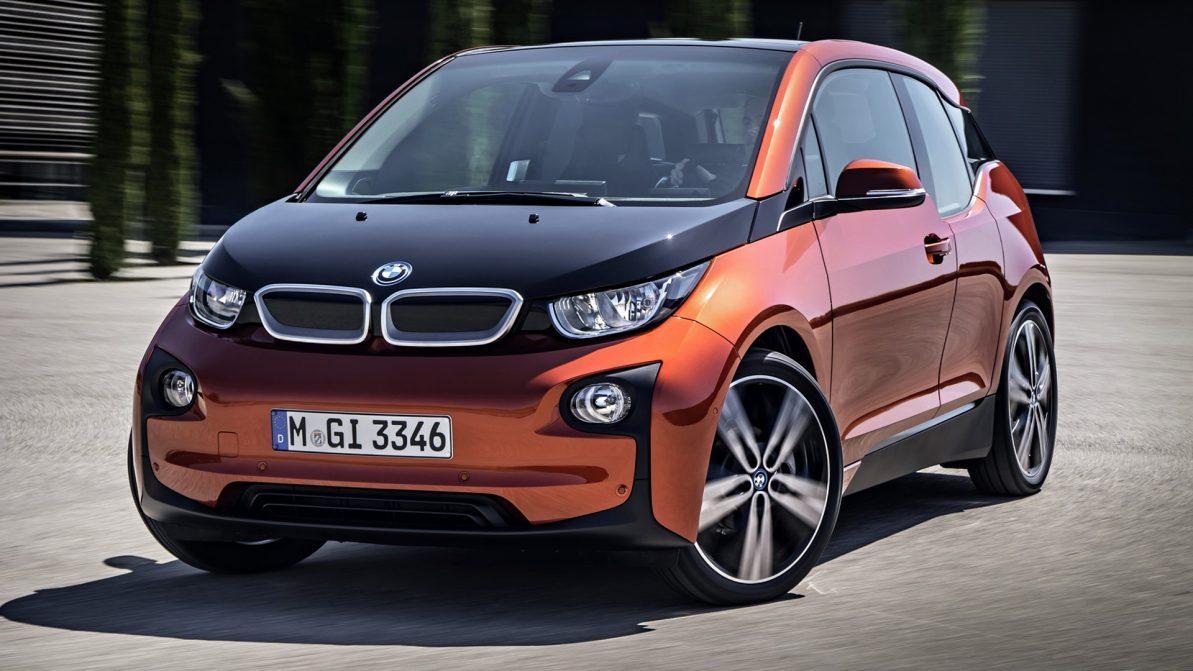 BMW отзовёт все i3