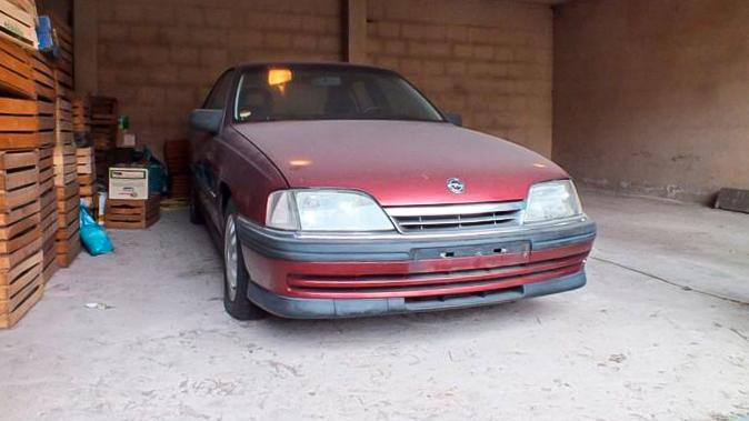 Opel Omega без пробега