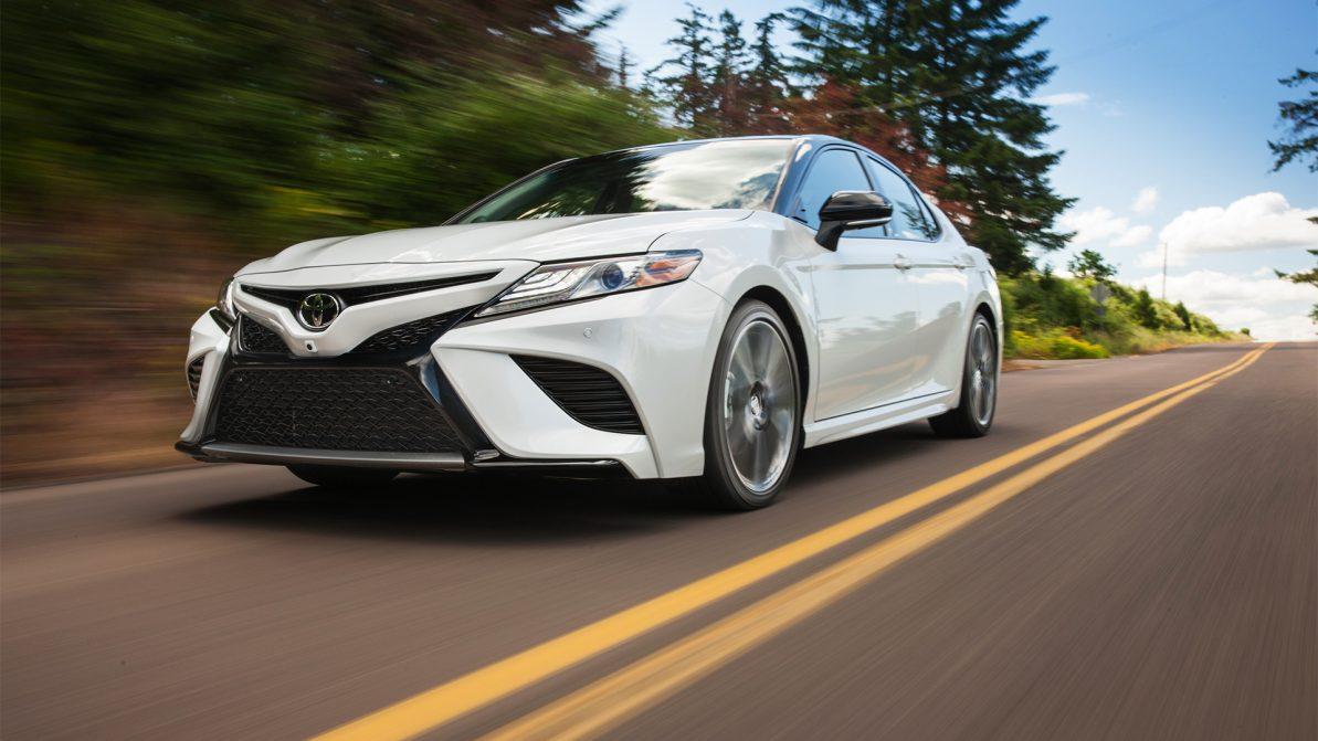 Toyota Camry может стать автомобилем года