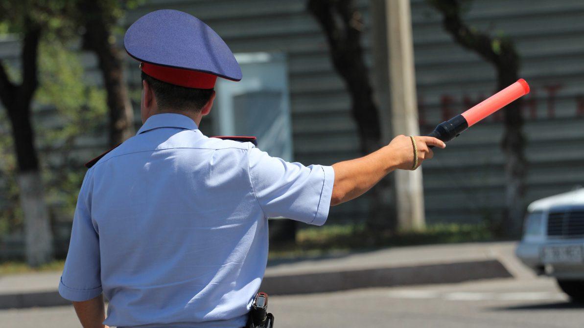 Полицейский жезл