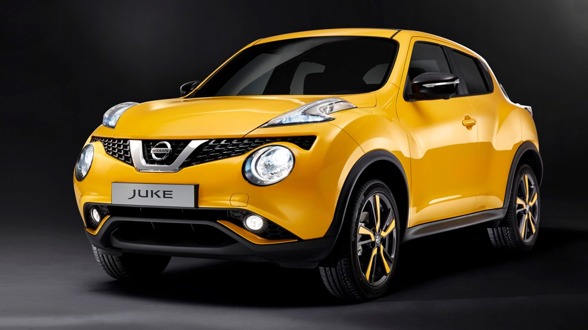 Nissan Juke вернулся в Казахстан